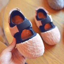 BOOM Kids - Kids Fleece Flats