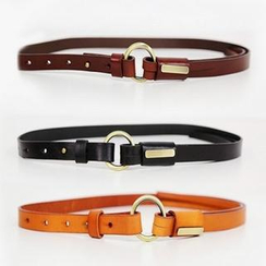 Mr. Cai - Faux-Leather Belt