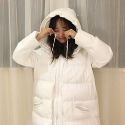 Dute - Hooded Padded Coat