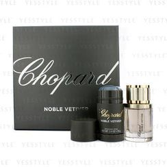 Chopard - Noble Vetiver Coffret: Eau De Toilette Spray 50ml/1.7oz + Deodorant Stick 70g/2.4oz