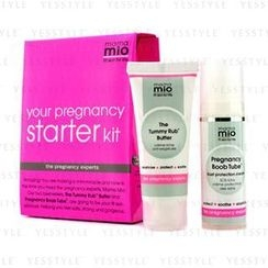 Mama Mio - Your Pregnancy Starter Kit: The Tummy Rub Butter 30ml + Pregnancy Boob Tube 30ml