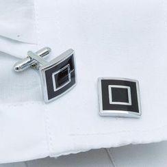 Xin Club - Square Cuff Link