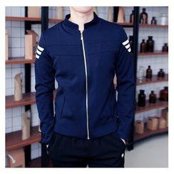 JORZ - Print Zip Jacket