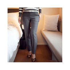 MASoeur - Plain Tapered Pants