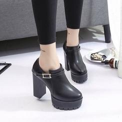 Wello - 高跟及踝靴
