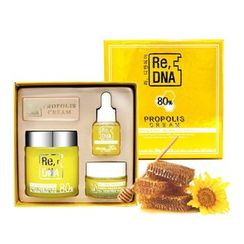 DAYCELL - Re,DNA Propolis Cream Set: Cream 100ml + 20ml + Ampoule 15ml