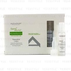 AlfaParf - Semi Di Lino Reconstruction Reparative Lotion (For Damaged Hair)