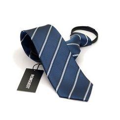Romguest - Pre-Tied Neck Tie (7cm)