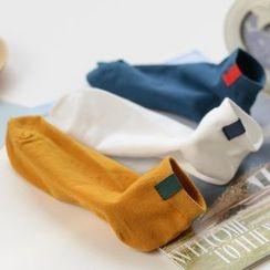 Fitight - Paneled No-Show Socks