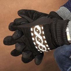 Pompabee - Patterned Gloves
