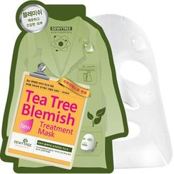 DEWYTREE - Tea Tree Blemish Treatment Mask 10pcs