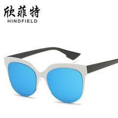 Koon - 半框太阳眼镜