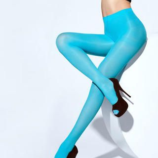 Moonbasa - Set of 2: Plain Tights