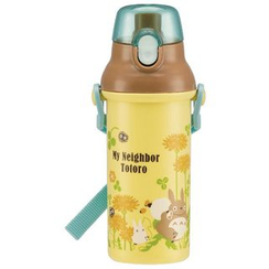Skater - My Neighbor Totoro Push One Water Bottle 480ml