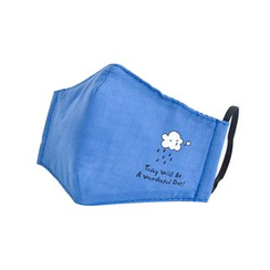 聚可爱 - 印花口罩