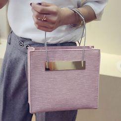 Clair Fashion - 仿皮手提包