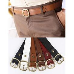 STYLEMAN - Square-Buckle Belt
