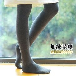 MITU - Fleece-lined Tights