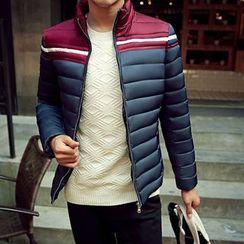 maxhomme - Panel Padded Jacket