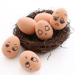 Cute Essentials - Egg Stress Ball