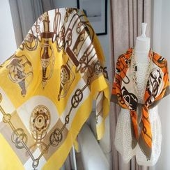 Scarflet - 印花圍巾