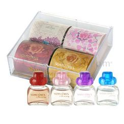 Sometimes Collection Sometimes Collection… Parfums Set (4 items) with Love + with Heart + In The Morning + In The Evening