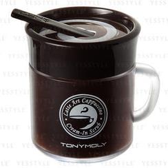 Tony Moly - Latte Art Cappuccino Cream-In Scrub