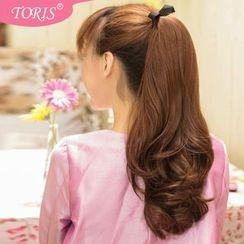 Toris - 長卷髮假馬尾