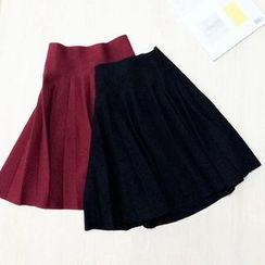 MITU - 百褶短裙