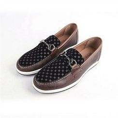 THE COVER - Patterned Loafers