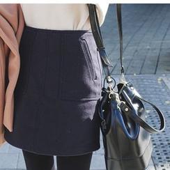 mimi&didi - A-Line Mini Skirt
