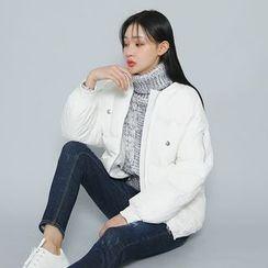 Envy Look - Zip-Up Padded Jacket