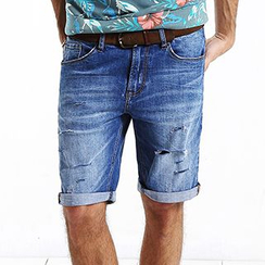 Simwood - Denim Shorts