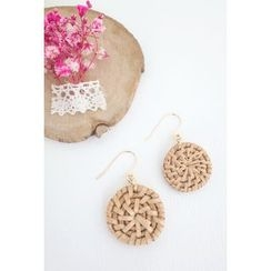 Cherryville - Circle Earrings