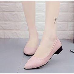 Simply Walk - 尖头平跟鞋