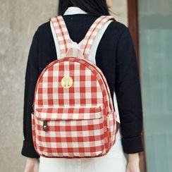 SUPER LOVER - Check Backpack