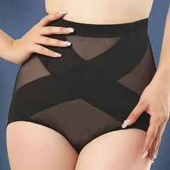 Santalina - Seamless High Waist Shaping Panties