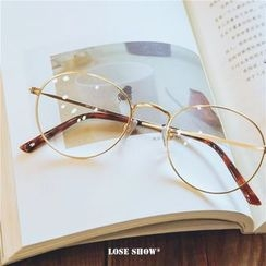 Lose Show - Retro Round Glasses