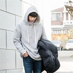 STYLEMAN - Colored Fleece-Lined Hoodie