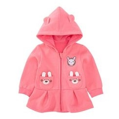 Tinsino - Baby Hooded Zip Jacket