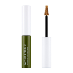 Nature Republic - Botanical Eyebrow Coating Cara (#03 Gold Brown)