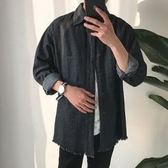 Hansler - Long-Sleeve Denim Shirt