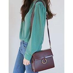 FROMBEGINNING - Square Crossbody Bag