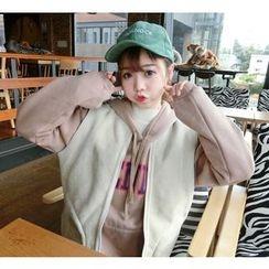 QZ Lady - Fleece Lined Vest