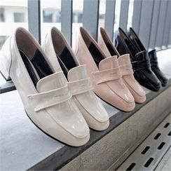 Styleberry - Patent Loafers
