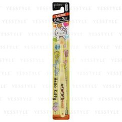 Ebisu - Hello Kitty Single Toothbrush (B-S10) (Random Color)