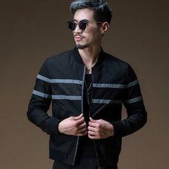 PROBOSCIS - Panel Zip Jacket