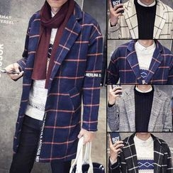 Rory Jerry - Plaid Coat