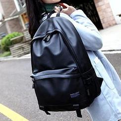 Top Seeka - Faux Leather Backpack