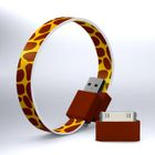 Mohzy - Mohzy Loop USB to Micro-USB Cable (Giraffe) (With Adapter)